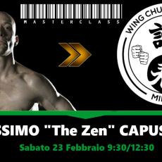 Masterclass MMA – Massimo Capussela II Match