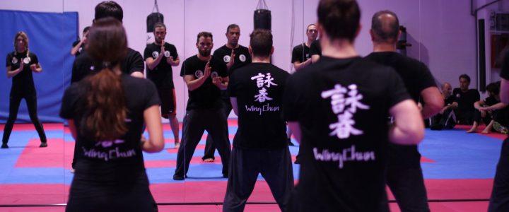 Nuova Stagione Wing Chun 2019-20
