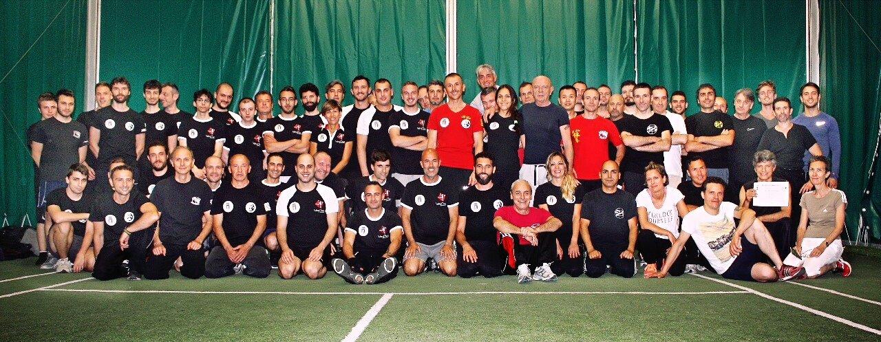 Wing Chun Basement, Master class 2017